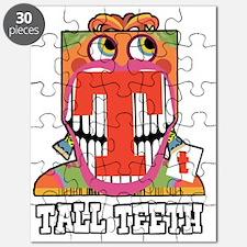 Tall Teeth Puzzle
