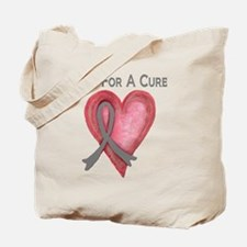 Pray for a cure 2 Tote Bag