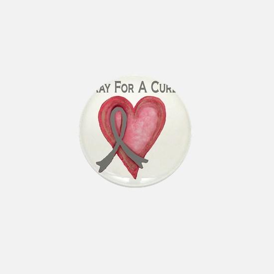 Pray for a cure 2 Mini Button