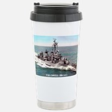 cowell sticker Stainless Steel Travel Mug