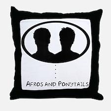 APbmwm1zip Throw Pillow