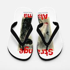 Funny Alabama Flip Flops