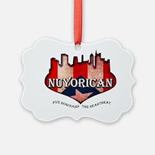 nuyorican Ornament
