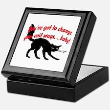 EVIL WAYS #1 Keepsake Box