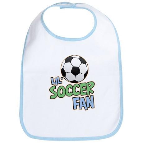Lil' Soccer Fan Bib
