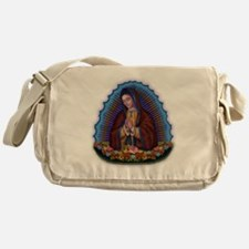 Lady of Guadalupe T3 Messenger Bag