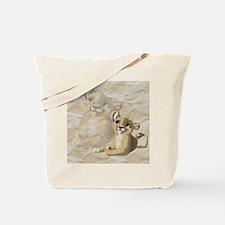 lionfriend Tote Bag