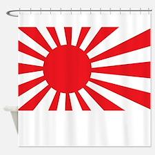 JAPAN2 Shower Curtain