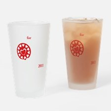 ssqq Drinking Glass