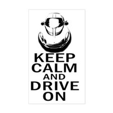 Elise Keep Calm Decal