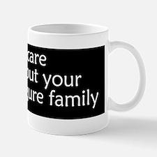 StickFigureFamily3 Mug
