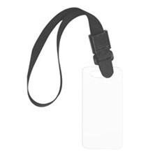 fist boner dark Luggage Tag