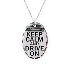 Vlt Keep Calm Necklace
