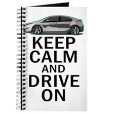 Vlt Keep Calm Journal