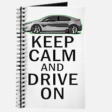 Vlt Keep Calm Journal