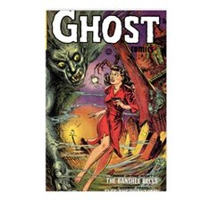 Ghost Comics 1 cover Postcards (Package of 8)