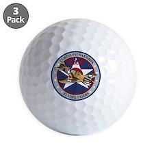 p-40 Golf Ball