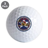 Air force flying tigers Golf Balls