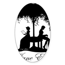 Jane Eyre Decal