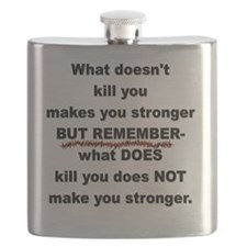 What doesnt kill HR Flask