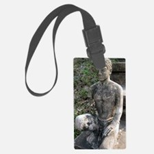 Iphone3Statue2Thailand Luggage Tag