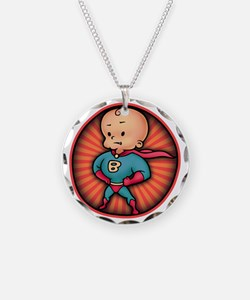 super-baby-T Necklace