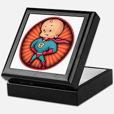 super-baby-T Keepsake Box