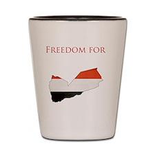 yemen3 Shot Glass