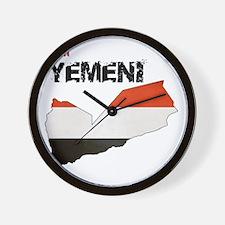 I am Yemeni Wall Clock