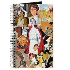 nurse collage poster Journal