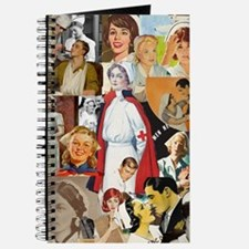 nurse collage poster Journal