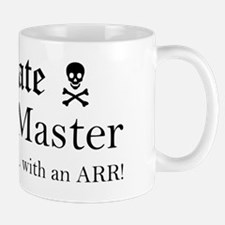 Pirate SM Apparel (Black) Mug