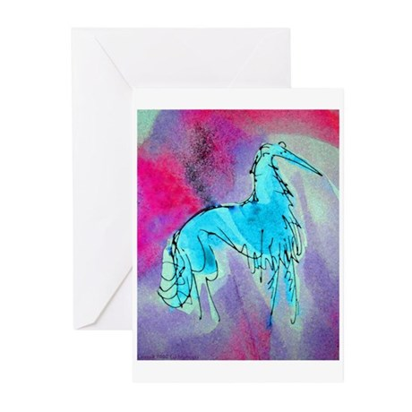 Silken Colors Greeting Cards (Pk of 10)