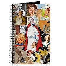 nurse collage mousepad Journal