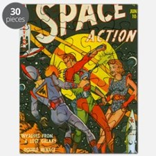 spaceactioncover Puzzle