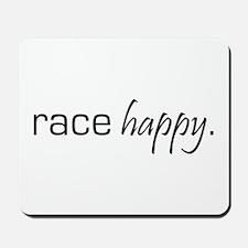 Race Happy Mousepad