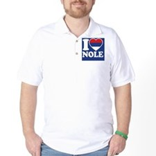 Nole Button1 T-Shirt