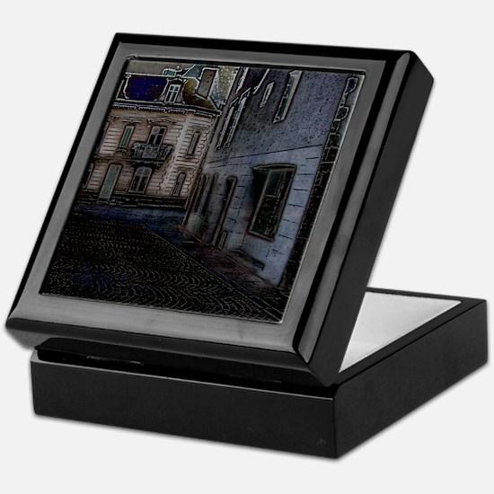 la-roche-bernard Keepsake Box