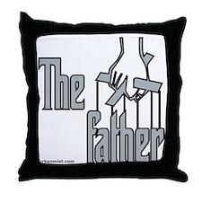 thefather Throw Pillow