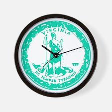 VAtealseal Wall Clock