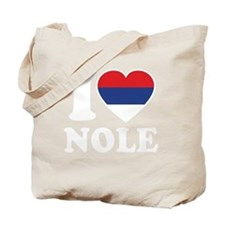 Nole Serbia -dk Tote Bag