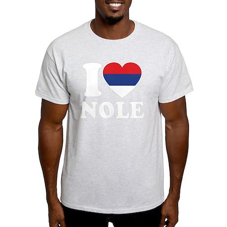 Nole Serbia -dk Light T-Shirt