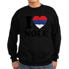 Nole Serbia Sweater
