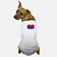 Nole Serbia -dk Dog T-Shirt