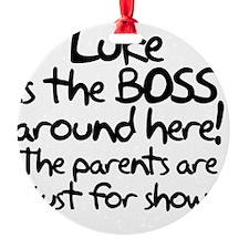 boss_luke Ornament