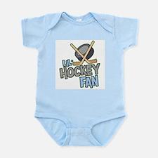 Lil' Hockey Fan Infant Bodysuit