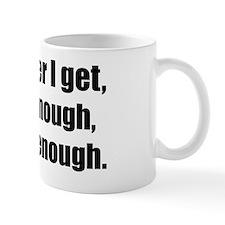 Close Enough Mug