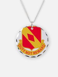 2d Battalion 20th Field Arti Necklace