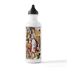 nurse collage journal Water Bottle