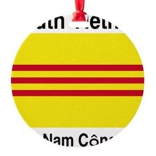 South-Vietnam-Light Ornament